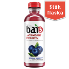 Bai Bláberja 530 ml stök flaska