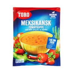 Toro súpa mexíkósk