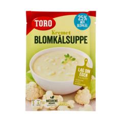 Toro súpa blómkáls