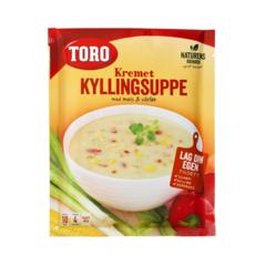 Toro súpa kjúklinga