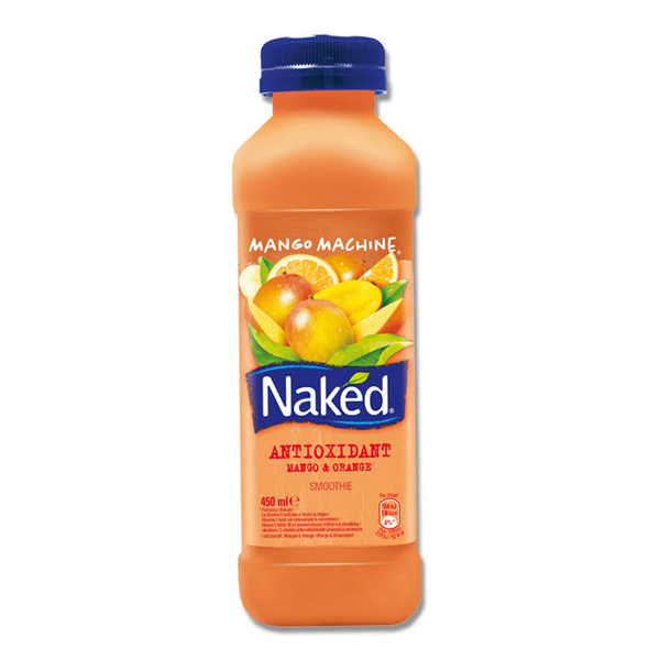 Naked Mango Machine