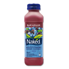 Naked Blue Machine