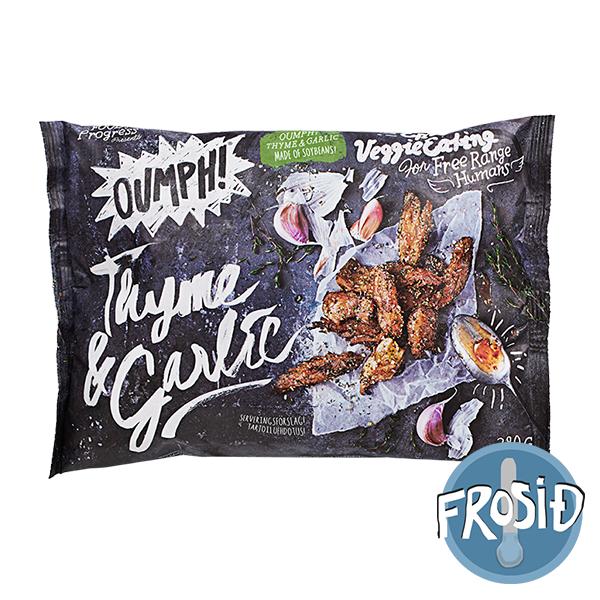 Oumph! Thyme&Garlic 280gr