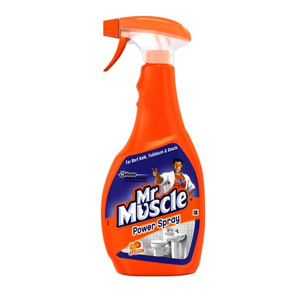 Mr Muscle Power Bað 500ml