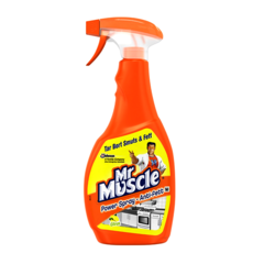 Mr Muscle Power Eldhús 500ml