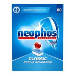 Finish Neophos Classic uppþvottatöflur 80 stk