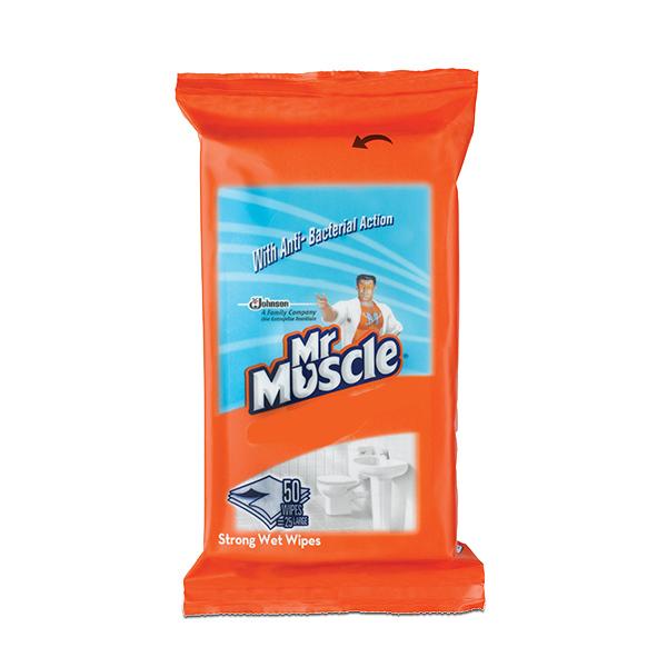 Mr. Muscle alhliða hreinsiklútar