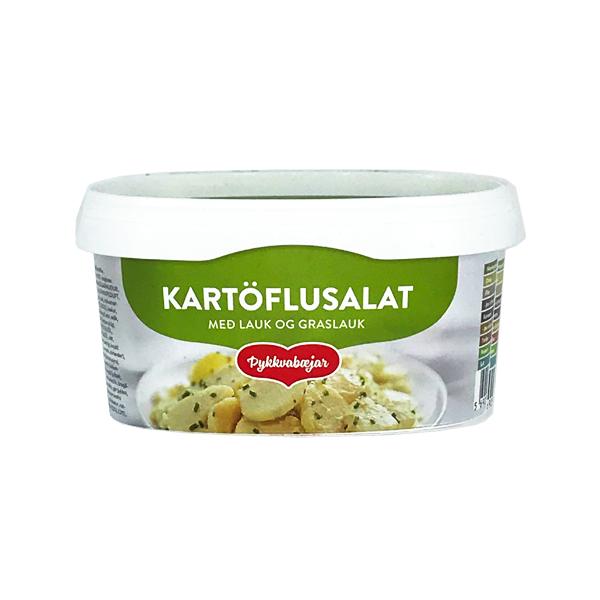 Þykkvabæjar kartöflusalat m/ lauk og graslauk 450 g