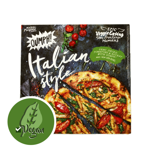 Oumph! Pizza Italian Style 400gr