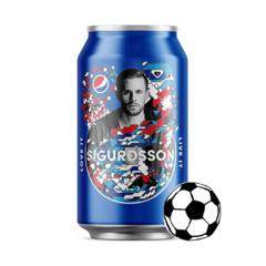 Pepsi í dós 0,33l kassi