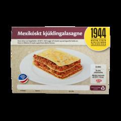 1944 Mexíkóskt kjúklinga lasagne