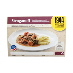1944 Stroganoff
