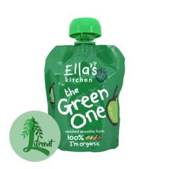 Ella's Kitchen græna skvísan - smoothie 90g