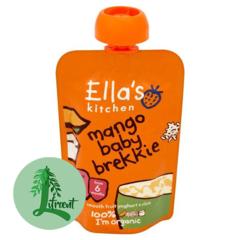 Ella's Kitchen morgunskvísa - mangó - jógúrt og hrísgrjón 100 g
