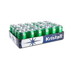Egils Kristall með eplabragði dós 0,33L kassi