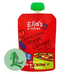 Ella's Kitchen grænmetis lasagne kvöldverður 130g