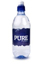 Pure Icelandic í 0,5 l flöskum