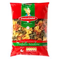 PastaZARA pastaskrúfur litaðar 500 g