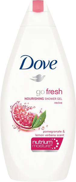Dove Shower Pomegranate