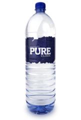 Pure Icelandic í 1,5 l flöskum