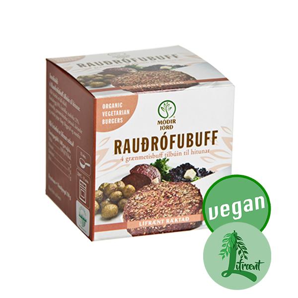 Rauðrófubuff 4 stk