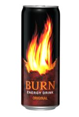 Burn í 0,35 l dósum