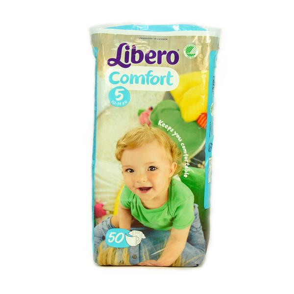 LIBERO bleyjur Comfort 5 (10-14kg) 50