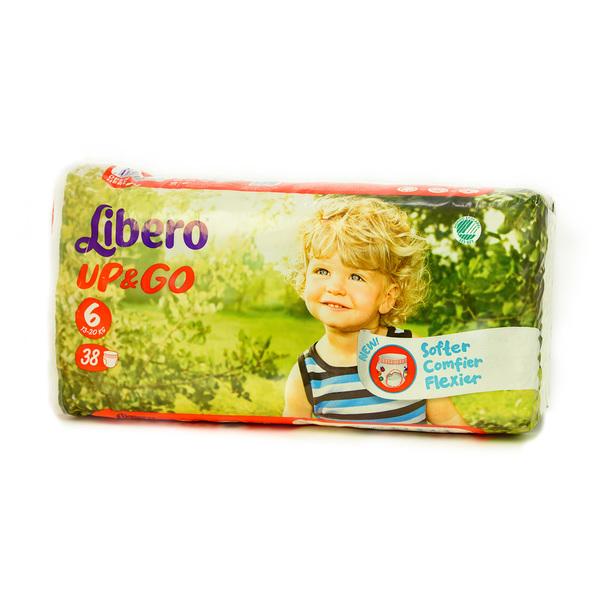 Libero Up&Go 6 (13-20kg) 38