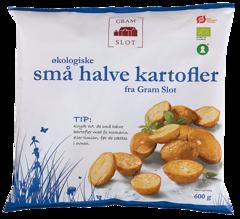 Gram Slot Hálfar kartöflur lífrænar