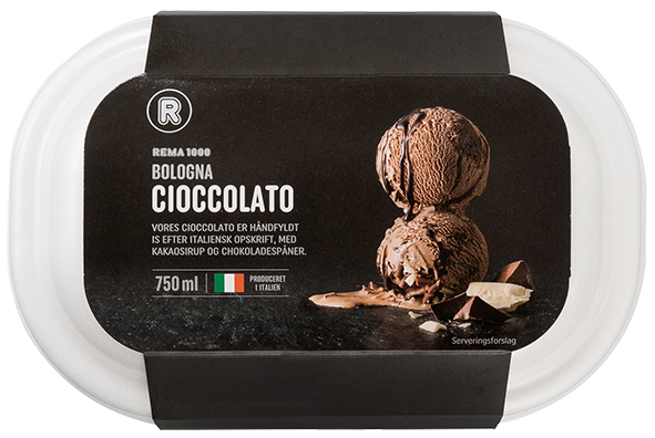 Bologna Ís Chocolato