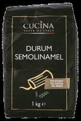 Cucina Durum Semolina hveiti