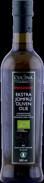 Cucina Jómfrúarolía lífræn