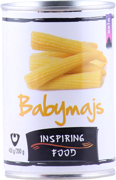 Inspiring Foods baby mais