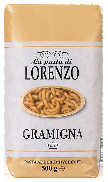 Lorenzo Gramigna pasta
