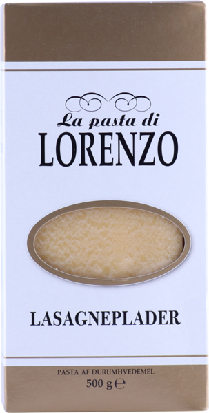 Lorenzo lasagna plötur