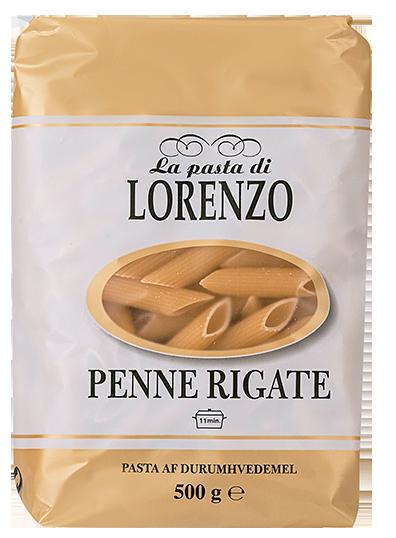 Lorenzo lúxus penne rigate