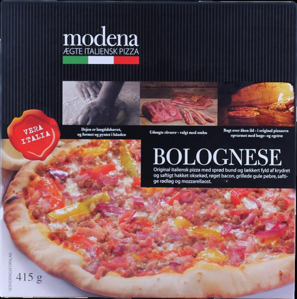 Modena Pizza Bolognese