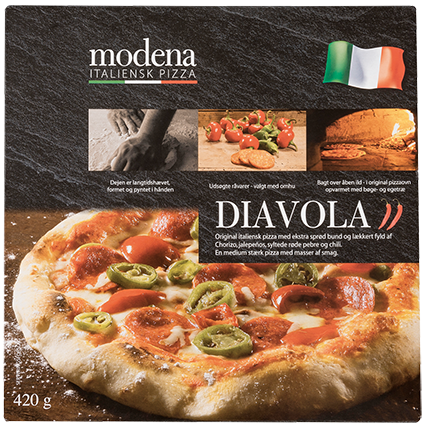 Modena Pizza Diavola