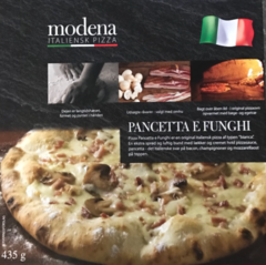 Modena Pizza Pancetta E Funghi
