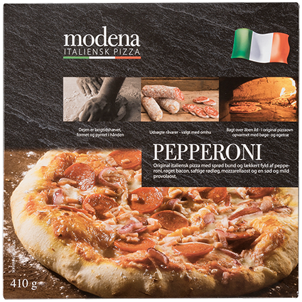 Modena Pizza Pepperoni