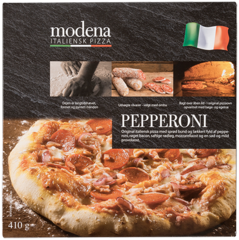 Modena Pizza Pepperoni