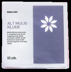 REMA 1000 Alhliða hreingerningarklútar