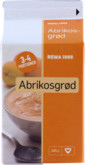 REMA 1000 Aprikósugrautur