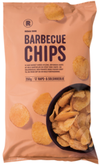 REMA 1000 Barbecue Chips