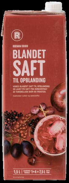 REMA 1000 Blandaður safi (þykkni)