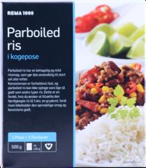 REMA 1000 Hrísgrjón í suðupokum (forsoðin)