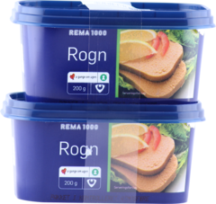 REMA 1000 Hrogn 2x200 gr.