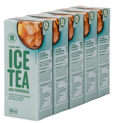 REMA 1000 Ice Tea ferskju 5-pk.