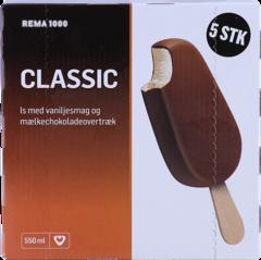 REMA 1000 Íspinnar vanillu 5 stk.