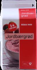 REMA 1000 Jarðarberjagrautur